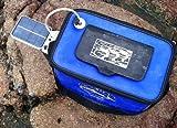 E-3lue Sauerstoffpumpe für Teich oder Aquarium, solarbetrieben