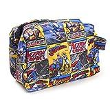 Superman - Comic Strip Wash Bag