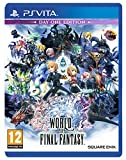 Cheapest World of Final Fantasy Day 1 Edition on PlayStation Vita