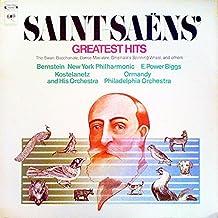 Camille Saint-Saëns - Greatest Hits - CBS Harmony - S 30014, CBS Harmony - 30014