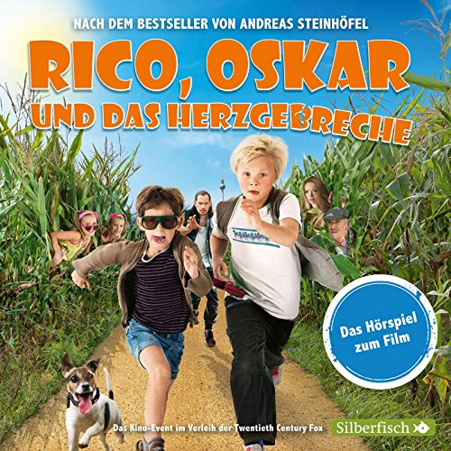 Rico, Oskar 2: Rico, Oskar und das Herzgebreche - Das Filmhörspiel: 2 CDs