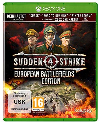 Sudden Strike 4 European Battlefields Edition (XONE)