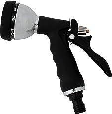 Krevia 7 in 1 Water Spray Gun (Black) 1Pcs