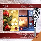 Special Christmas Songs, Vol. 3 & 4 - Playback / Karaoke Edition (Gemafreie Weihnachtsmusik) [Weihnachtslieder zum Mitsingen; inkl. Textbooklet]