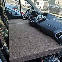 kfoam.es Colchón Plegable Cama Delantera Camper para Ford Transit Color Gris (+2013