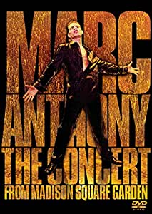 Marc Anthony - The Concert from Madison Square Garden [Import USA Zone 1]