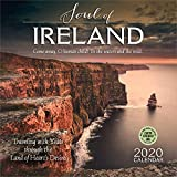 Soul of Ireland 2020 Wall Calendar: Traveling with Yeats Through the Land of Heart's Desire - William Butler Yeats