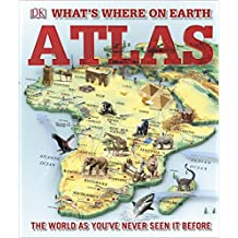 What\'s where on Earth atlas (Childrens Atlas)