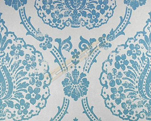 MT VliesTapete 51651 Scandinavian Vintage - Papel pintado, multicolor