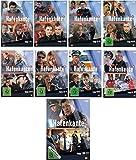 Notruf Hafenkante 1 - 9 (Folge 01 - 117) im Set - Deutsche Originalware [36 DVDs]