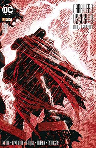 Caballero Oscuro III: La raza superior (grapa): Caballero Oscuro III: La raza superior núm. 09 (grapa)