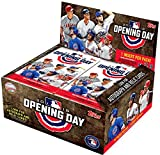 2018 Topps Opening Day Baseball Hobby Box MLB