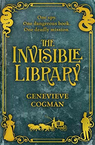 Buchseite und Rezensionen zu 'The Invisible Library (English Edition)' von Genevieve Cogman