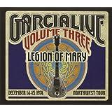 Garcia Live Volume 3  (December 14-15, 1974)  Northwest Tour