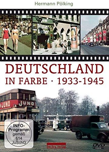 Deutschland in Farbe 1933-1945, 5 DVDs