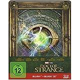 Doctor Strange (2D+3D) Steelbook