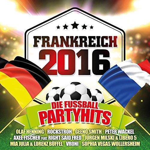 Frankreich 2016 - Die Fussball...