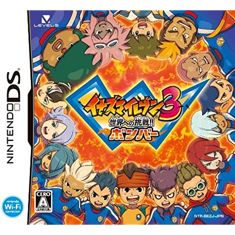 Inazuma Eleven 3: Sekai e no Chousen!! Bomber [Japan Import] by Level 99