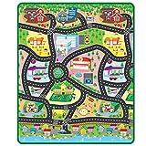 #9: Sun Ta City Map Track Rollmat