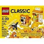 Lego-Classic-Scatola-della-Creativit-Arancione-10709-60-Pezzi