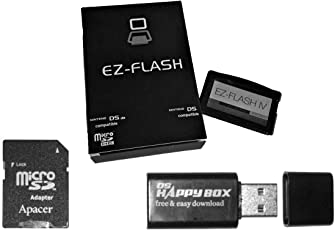 EXSEK® EZFlash IV EZ4 Cartridge Micro SD card 32g version for gameboy advance flash cart GBA SP NDS NDSL