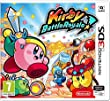 New Nintendo 3DS Kirby Battle Royale