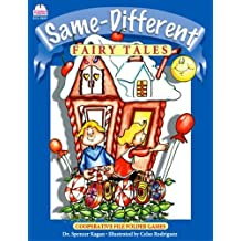 Same-Different: Fairy Tales Version by Spencer Kagan (1997-08-01)