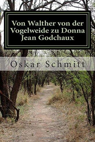 Von Walther von der Vogelweide zu Donna Jean Godchaux: Natur, Klang und Gesang