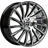 Tomason TN16 8,5x19 LK 5x112 Dark hyperblack polished BMW,VW,Audi,Mercedes,Seat