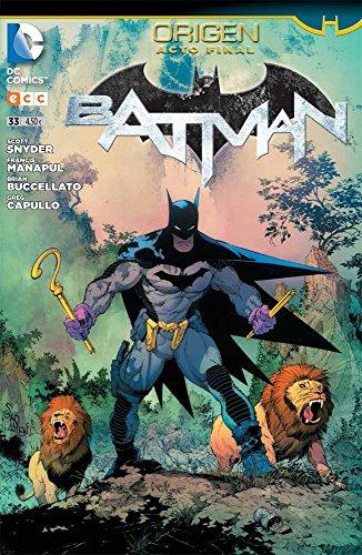 Batman núm. 33 (Batman (Nuevo Universo DC)) por Scott Snyder
