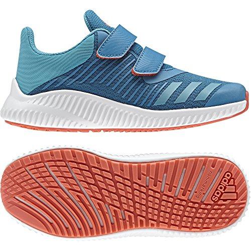 Adidas, Unisex-Kinder - Laufschuhe, Forta Run Cf K tückis - weiß