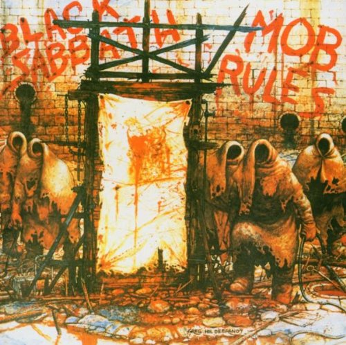 Black Sabbath: Mob Rules (Audio CD)
