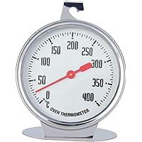 Thermomètre de four à cadran debout Affichage de mesure en temps réel Fournitures de cuisson de cuisine en acier…