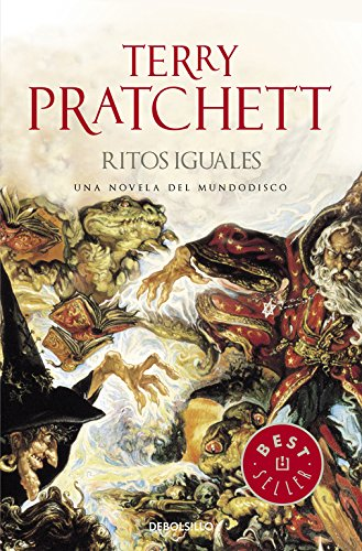 Ritos Iguales (Mundodisco 3) (BEST SELLER) por Terry Pratchett