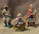 Heilige Drei Könige 3tlg. Set, für 10cm Figuren