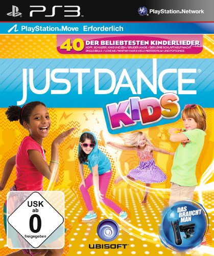 Just Dance Kinder 2 (Just Dance Kids (Move erforderlich))
