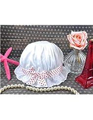 Interesting® Bebé Sombrero Niño Niñas Niño Bucket Pots Casquillo Niños Gorras Sombreros 0-12 Meses
