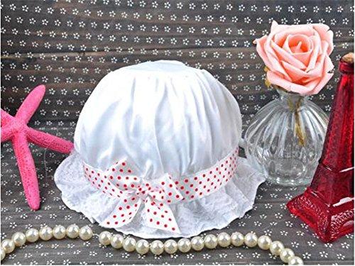 ädchen Hut Säugling Mädchen Kinder Eimer Töpfe Cap Kinder Caps Hüte 0-12 Monate (Eimer Hüte Für Kinder)