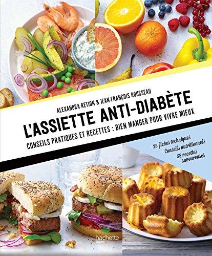 L'assiette anti-diabète par Alexandra Retion