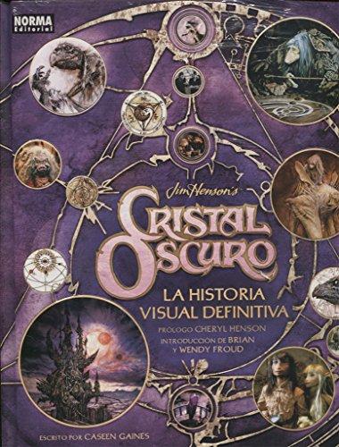 Cristal Oscuro: La historia Visual Definitiva por Caseen Gaines