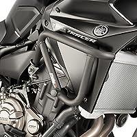 Defensa protector de motor Puig Yamaha MT-07 Tracer 16-18 negro