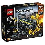 LEGO Technic 42055 Bucket Wheel Excavator Building Kit (3929 Piece) by LEGO