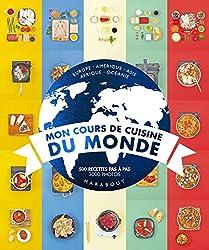 Mon cours de cuisine du monde