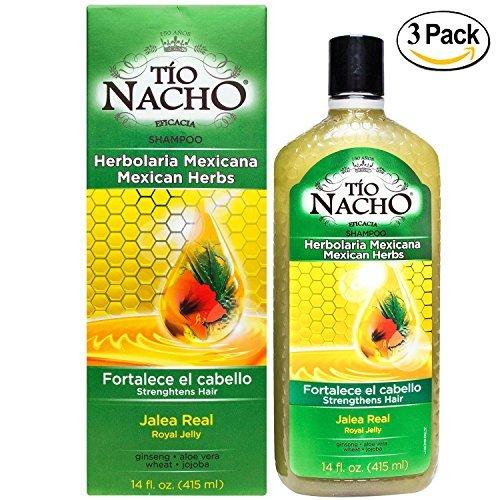 Tio Nacho Mexican Herbs Shampoo by Tio Nacho