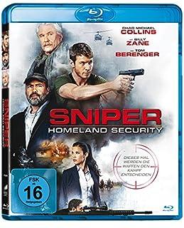 Sniper: Homeland Security [Blu-ray]