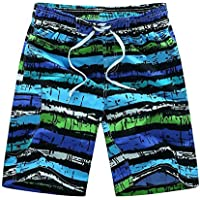 Westtreg 2018 Summer Swimwear Shorts para Hombre Bermuda Surf Swim Shorts para Hombre Quick Dry Beach Boardshorts, XL