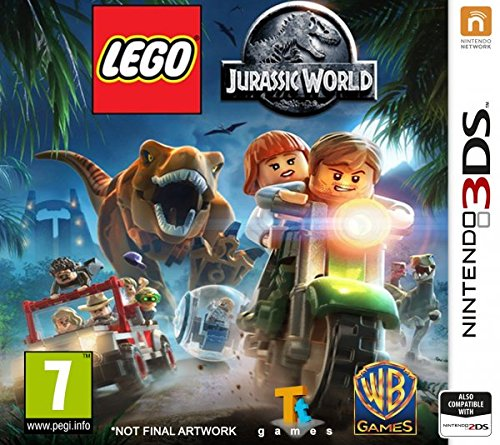 Imagen de Juegos Para Nintendo 3Ds Warner por menos de 20 euros.