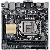 ASUS H110I-Plus - Placa base (DIMM, DDR4-SDRAM, Intel H110)