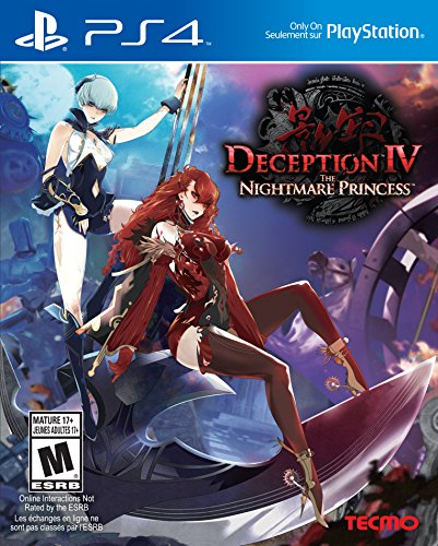 Tecmo Koei Deception IV: The Nightmare Princess, PS4 - Juego (PS4)