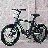 Hot Ride Ligero Individual Velocidades 20' Montaña Bicicletas Bicicletas Magnesio Aleación más Fuerte Marco Freno de Disco